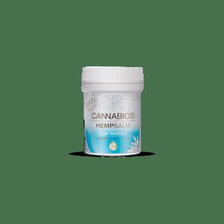baume pour peaux sensibles au cbd- soins au cbd cannabios