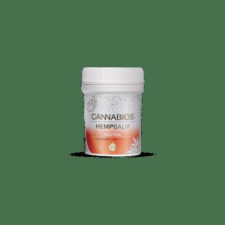 baume neutral par cannabios - baume neutre au cbd