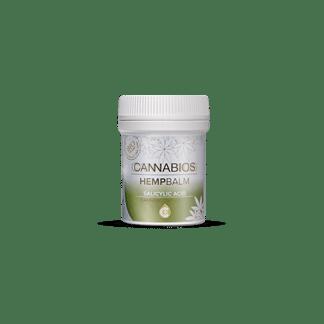 baume cannabios au cbd et à l'acide salicylique