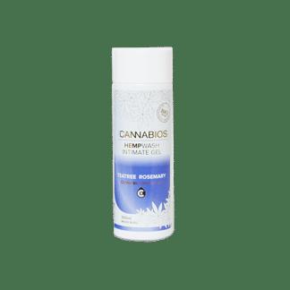 gel intime au chanvre par annabios - hygiene intime - produit à base de chanvre