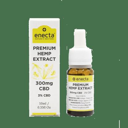 huile de cbd-enecta-cbd 3%-premium