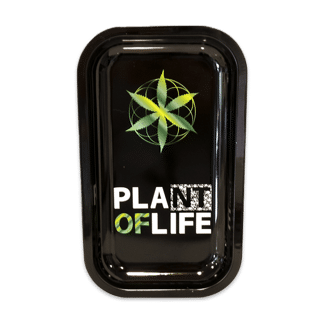 plateau à rouler - accessoires fumeur - plant of life