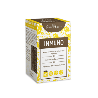 Infusion Green Life Labs - inmuno-immuno-infusion chanvre