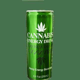 Cannabis Energy Drink Boisson énergisante au chanvre