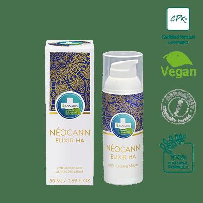 NEOCANN – Elixir HA Sérum Anti-âge – ANNABIS – Soins du visage