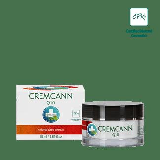 cremcann coenzyme q10 - annabis - coenzyme q10 -