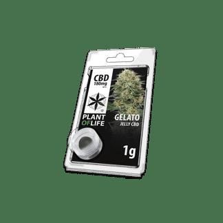 Jelly Gelato 1g PLANT OF LIFE 180mg CBD